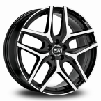 Msw 40 Black Polished BLACK FULL POLISHED (GBFP)(W1930400156)