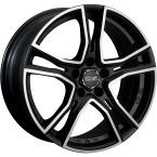 Oz Adrenalina MATT BLACK DIAMOND CUT(W8501220154)