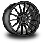 Oz Superturismo Dakar Black MATT BLACK SILVER LETTERING(W01875200R9)