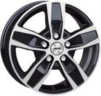 Autec Quantro Black Polished BLACK POLISHED(Q65651.1205651BP)