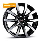 BORBET CW5 Black Polished BLACK POLISHED MATT(496794)