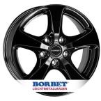 BORBET CC Black BLACK GLOSSY(CC707501125571B)