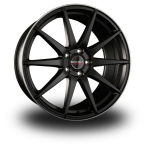 BORBET GTX Black Polished BLACK RIM POLISHED MATT(GTX102026.1125BRPM)