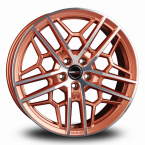 BORBET GTY Copper Polished COPPER POLISHED GLOSSY(496740)