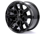 BORBET LD Black MATT BLACK(LD80605.1655BM)