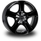 BORBET TB Black Black Glossy(TB65649.1125665BG)