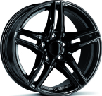 BORBET XR Black BLACK GLOSSY(XR75729.1125665B)
