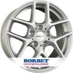 BORBET Y 20 Hyper Silver HYPER SILVER(Y852025.1125665HS)