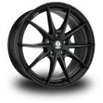 Sparco Trofeo 5 Black MATT BLACK(W2906100153)