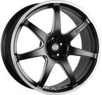 Enkei IZUMO (SC38) (EN03) matt black / polished (MBFP)(EN03-852035-B1-83)