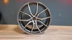 NB Wheels MW04 GMFP GUNMETAL / POLISHED (GMFP)(MW04-851932-D4-34)