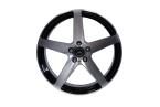 NB Wheels MW05 BKF BLACK / POLISHED (BKF)(MW05-102032-D4-03)