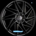 NB Wheels MW01 MB MATT BLACK (MB)(MW01-801835-B1-53)