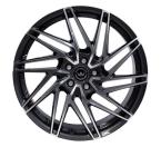 NB Wheels MW01 GMFP GUNMETAL / POLISHED (GMFP)(MW01-801840-W4-34)