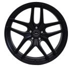NB Wheels MW02 MB MATT BLACK (MB)(MW02-1052135-A1-53)