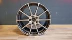 NB Wheels MW03 HDF GUNMETAL / POLISHED (HDF)(MW03-851932-D4-34)