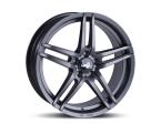 NB Wheels NB1 DARK (ADV11) MATT GUNMETAL (MGM)(ADV11-801750-W3-54)
