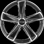 OXXO M KALLISTO BLACK (OX05) black / polished (GBFP)(OX05-701648-V7-33)