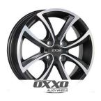 OXXO M TELESTO BLACK (OX10) matt black / polished (MBFP)(OX10-551536-R1-83)