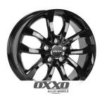 OXXO T HYPERION BLACK (OX11) BLACK (BK)(OX11-651652-DBT-03)