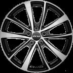 OXXO T VIDORRA BLACK (OX18) black / polished (BKF)(OX18-751946-B3-33)