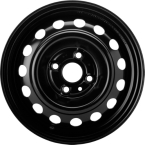 Stahlfelgen Astra M-Y04 4L SCHWARZ(8365ALC)