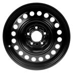 Stahlfelgen Astra M-Y04 5L SCHWARZ(9045ALC)