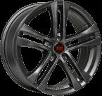 Tec-Speedwheels AS4-EVO Gun-Metal(AS4801935W3.DG)