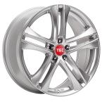 Tec-Speedwheels AS4-EVO Hyper-Silber(AS4852035W3.HS)