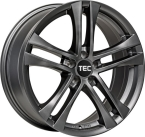 Tec-Speedwheels AS4 Gun-Metal(AS4651638X5.DG)