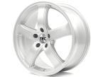 Tec-Speedwheels AS1 Kristall-Silber(AS1601540X2.CS)