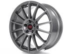 Tec-Speedwheels AS2 Gun-Metal(AS2701735F1.DG)
