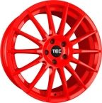Tec-Speedwheels AS2 Rot(AS2701742X2.RED)