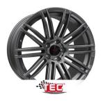 Tec-Speedwheels AS3 Gun-Metal(AS3701725PE.DG)