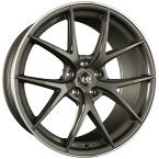 Tec-Speedwheels GT6 Anthrazit-Glanz hornpoliert(GT61002250W3.DGPL)