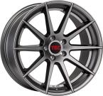 Tec-Speedwheels GT7 Gun-Metal(GT7102035W3.DG)