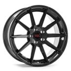 Tec-Speedwheels GT7 Schwarz-Glanz(GT7102038W6.BG)