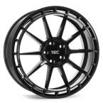 Tec-Speedwheels GT8 Schwarz-Glanz(GT88519R45W1.BG)