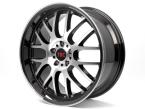 Tec-Speedwheels GT-AR1 RS Schwarz-Glanz frontpoliert(AR1801735X2.BMBF)