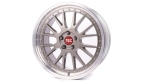 Tec-Speedwheels GT-EVO Titan-Glanz hornpoliert(GTEVO801840X5.TIPL)