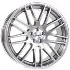 Tec-Speedwheels GT1 Brillant-Silber(10520as061-03)