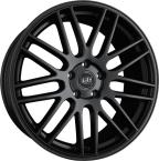 Tec-Speedwheels GT1 schwarz-seidenmatt(8518as268)