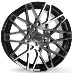 Asa GT4 schwarz-glanz-frontpoliert(8518as245)