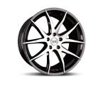 Asa GT3 schwarz-glanz-frontpoliert(10520as063)