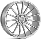 Veemann V-FS19 Silver Machined(19955112VFS19MS40)