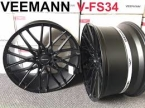 Veemann V-FS34 Matt Black(20855120VFS34MB35)