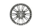 Wheelworld WH18 Daytona grey full machined(10291)