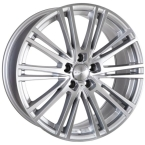 Wheelworld WH18 silver full machined(11287)