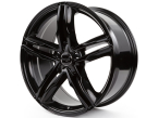 Wheelworld WH11 Black glossy painted(16870)