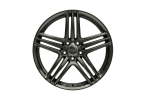 Wheelworld WH12 Dark gunmetal full painted(11781)